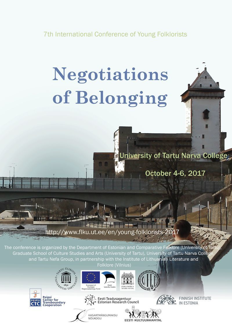 Negotiations of Belonging